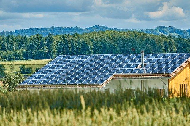 dotácie slnečné kolektory