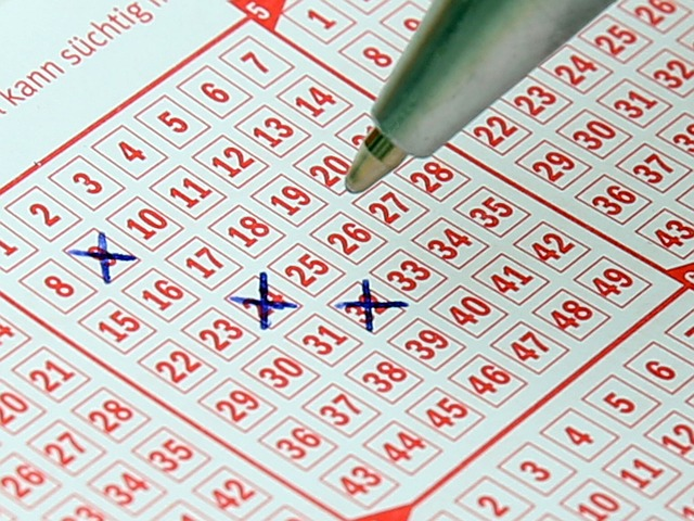 sázení loterie