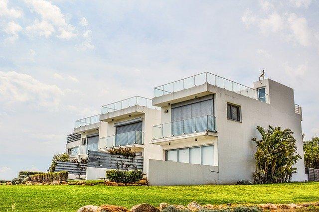 luxusní vila